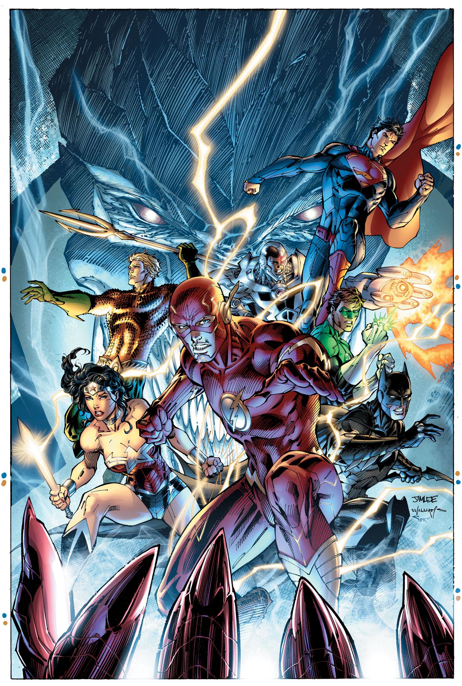 Liga da Justiça: A Jornada do Vilão