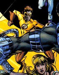 Kid Flash Bart Allen