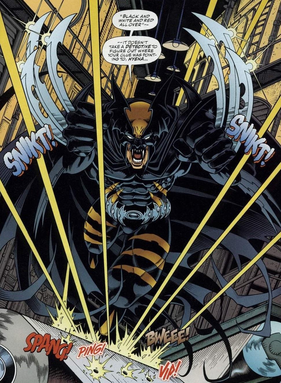 Logan Wayne (Universo Amálgama)