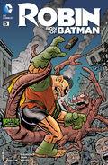 Robin Son of Batman Vol 1 5 Variant