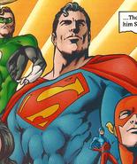Superman The Nail