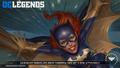 Barbara Gordon DC Legends 0001