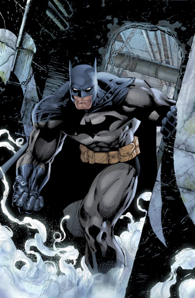 Bruce Wayne (Nova Terra)