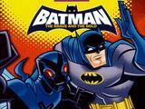 Batman: The Brave and the Bold Strip en Spelletjes: Avontuur in cyberspace