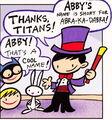 Abby Tiny Titans 01