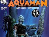 Aquaman: A Espada de Atlântida Vol 1
