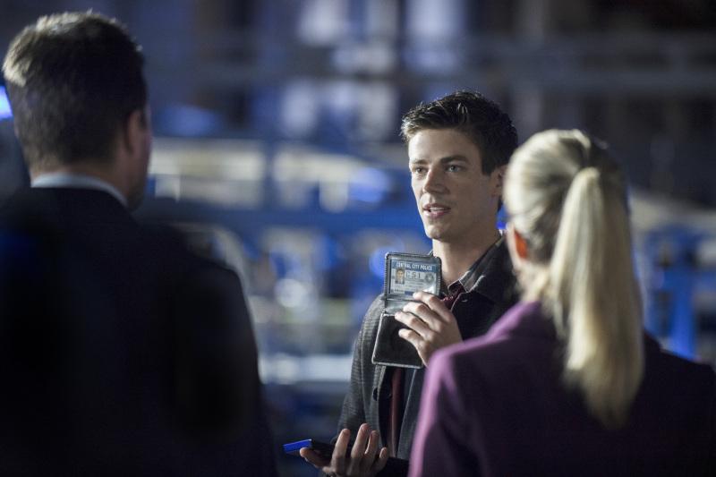 Arrow (Série de TV) Episódio: O Cientista
