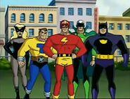 Justice Guild DCAU