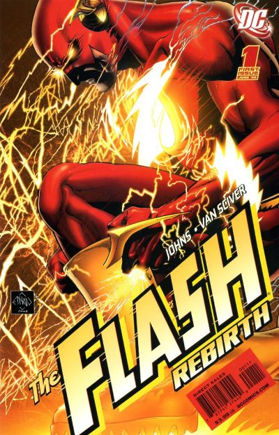 Flash: Renascimento