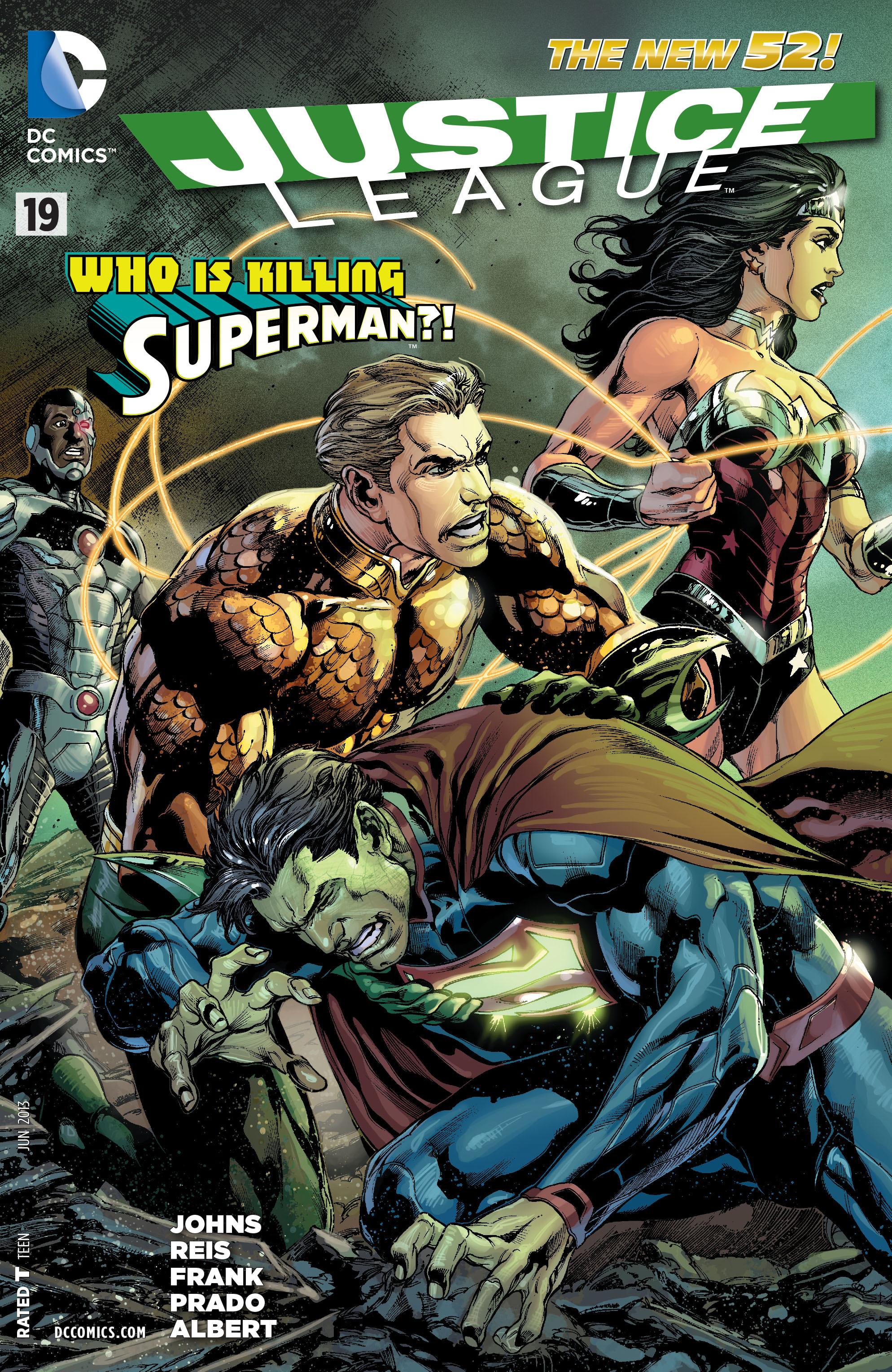 Liga da Justiça Vol 2 19