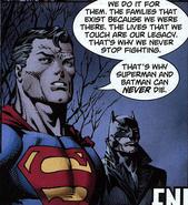 Kon-El Batman in Bethlehem