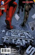 Teen Titans Vol 4 24 Variant