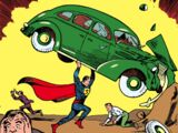 Action Comics Vol 1 1