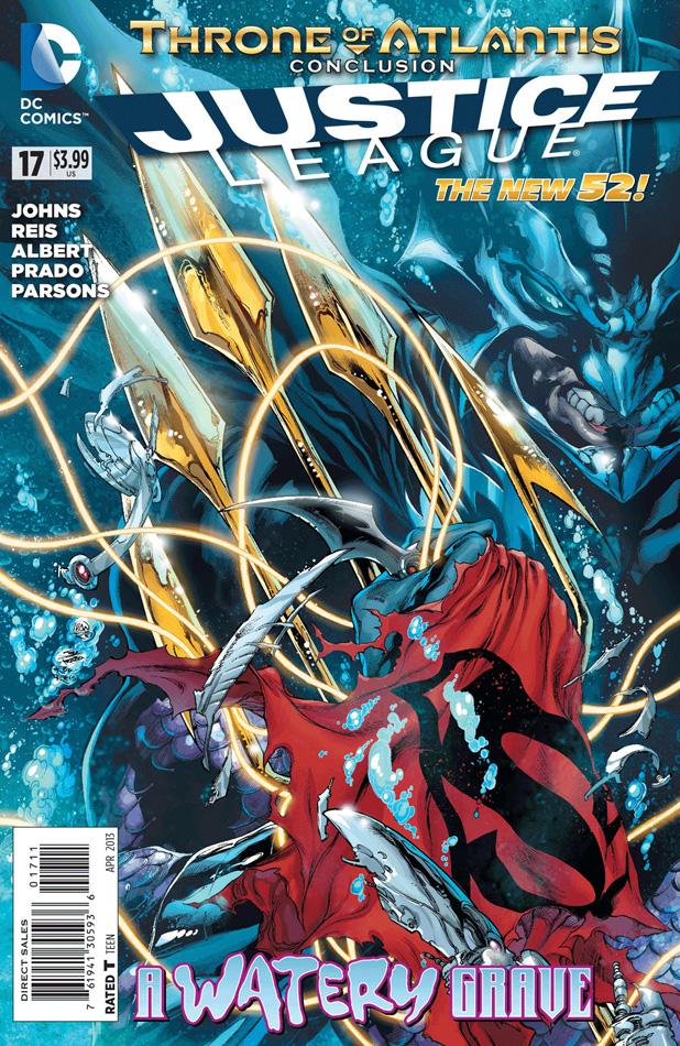 Liga da Justiça Vol 2 17