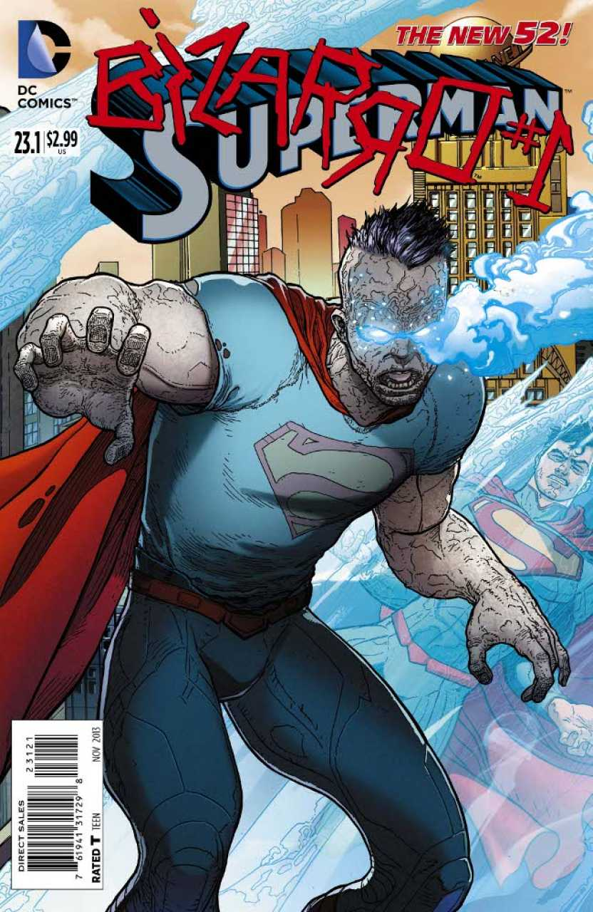 Superman Vol 3 23.1: Bizarro