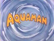 Aquaman title card