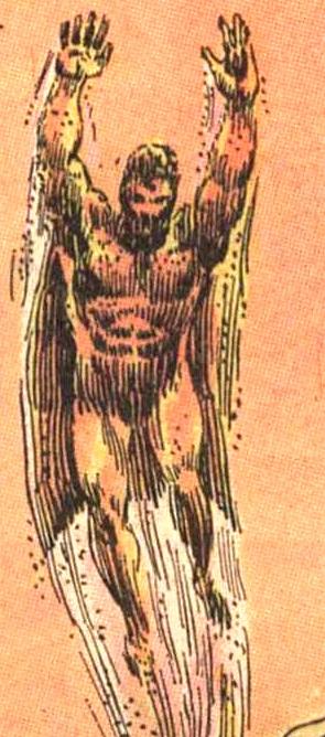 Super-Homem de Areia (Terra-Um)