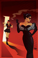 DC Comics Bombshells Vol 1 6 Textless