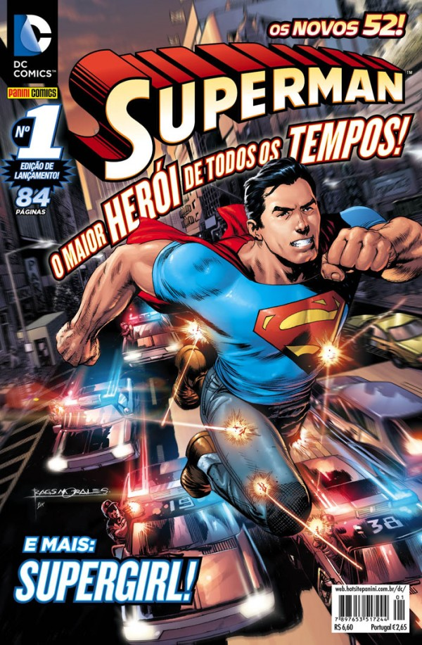 Superman (Panini) Vol 2 1