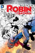 Robin Son of Batman Vol 1 10 BvS Variant Fade