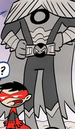 Owlman Tiny Titans 001