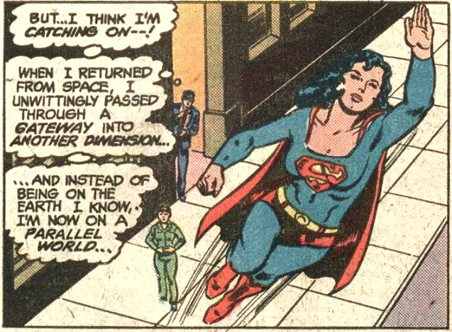 Superwoman (A Armadilha!)