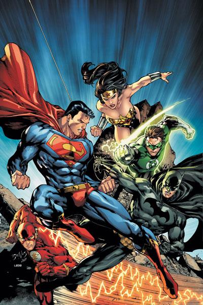 Liga da Justiça da América (Universo DC Online)