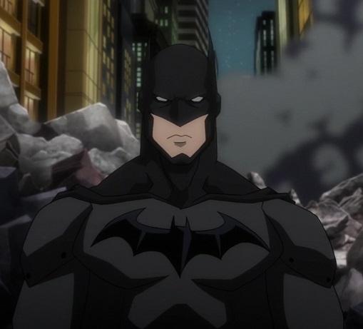Bruce Wayne (Universo de Filmes Animados da DC)