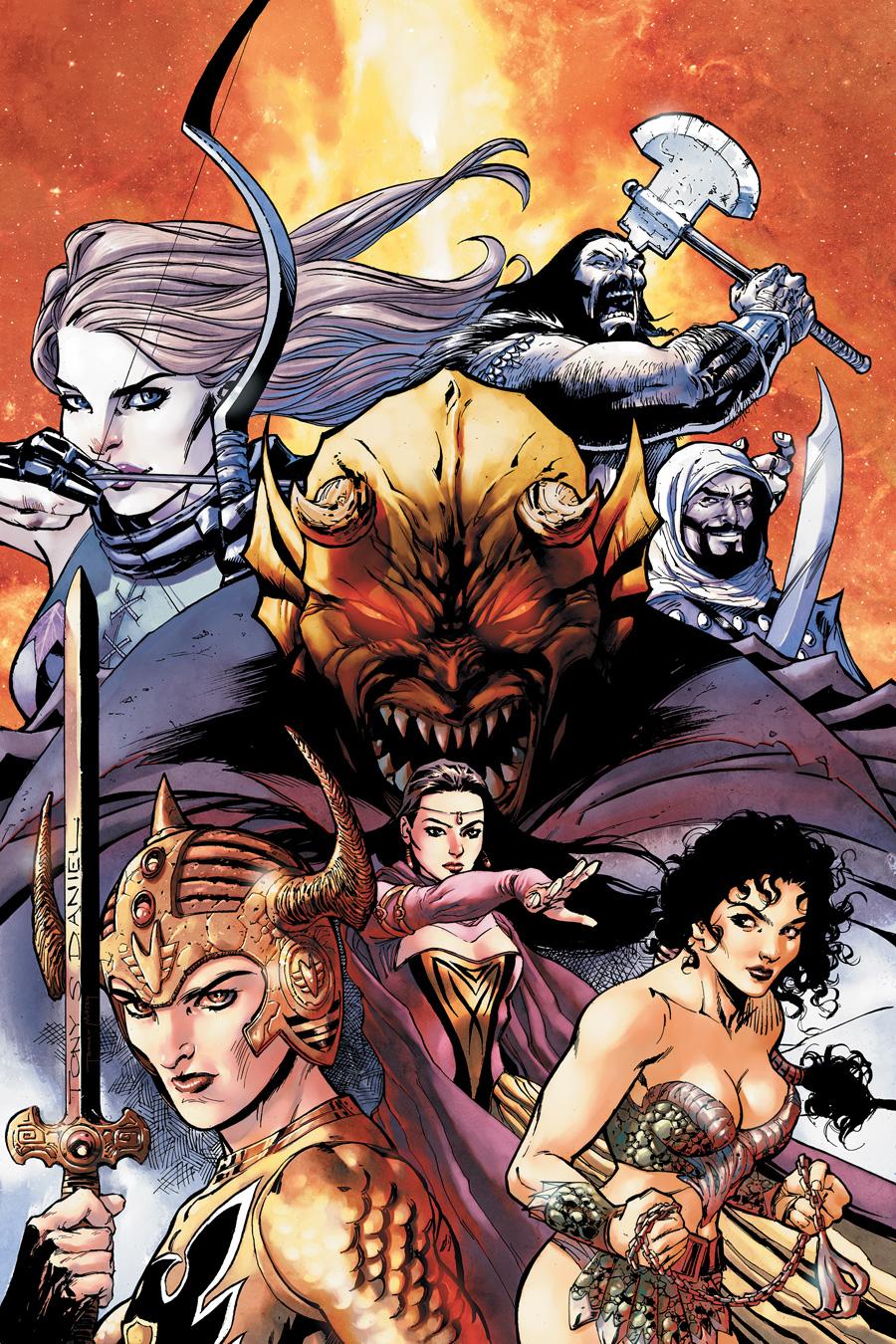 Cavaleiros do Demônio
