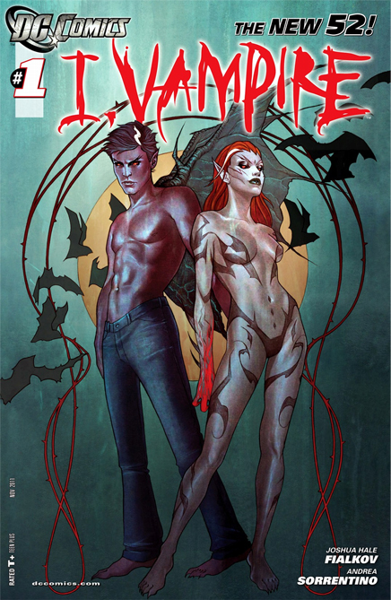 Eu, Vampiro Vol 1 1