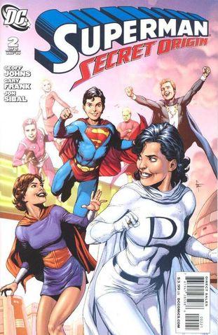 Superman - Secret Origin Vol 1 2 Variant.jpg
