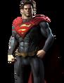 Kal-El (Injustice Gods Among Us) 001