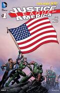 Justice League of America Vol 3 1