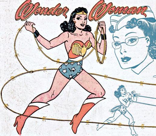 Diana da Ilha Paraíso (Terra-Dois)