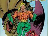 Aquaman: O Tempo e a Maré Vol 1