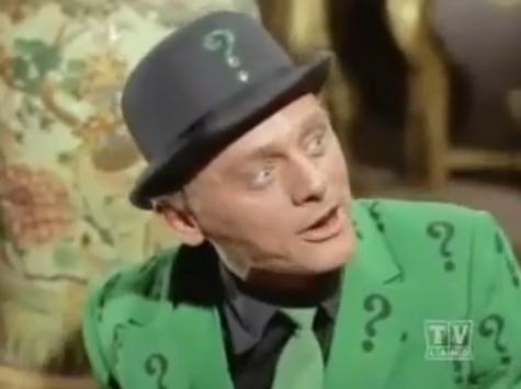Batman (Série de TV 1966) Episódio: Charada é uma Charada