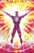 The Fall and Rise of Captain Atom Vol 1 4 Textless