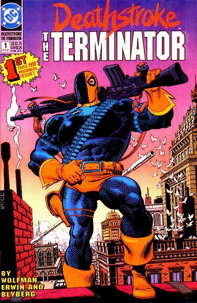 Slade Wilson o Exterminador Vol 1