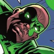Emerald Knight - Crime Syndicate Vol 1 3 1