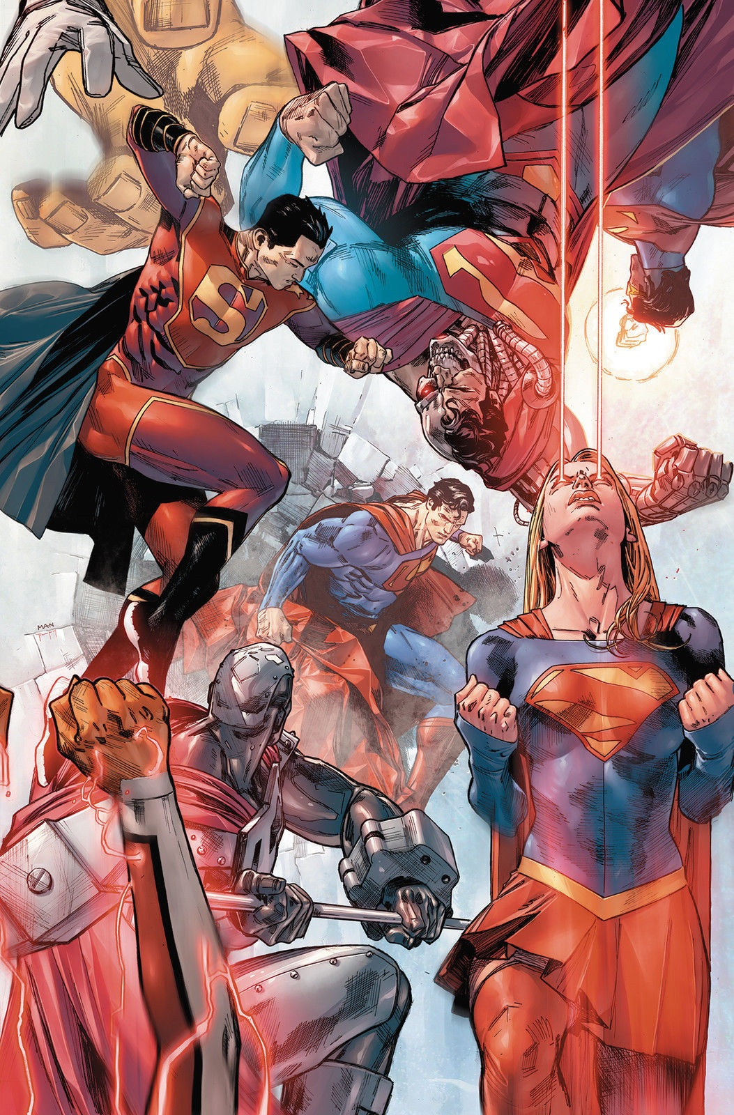 Família Superman
