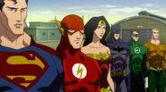 Justice League JLFP Original 001