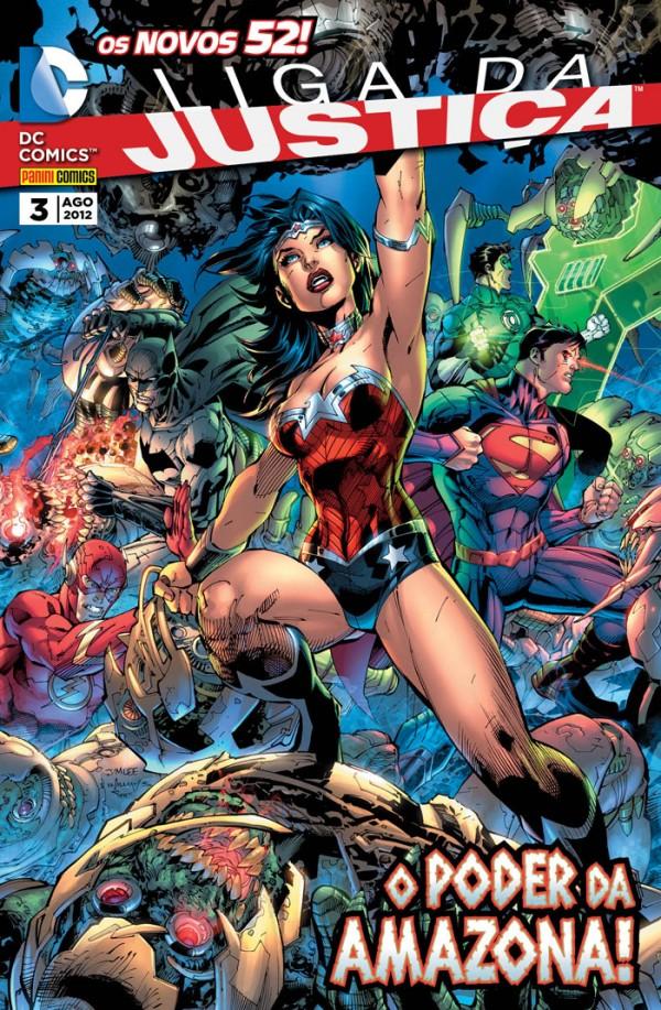 Liga da Justiça (Panini) Vol 2 3