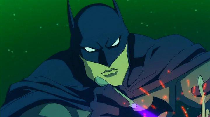 Bruce Wayne (Ponto de Ignição)