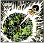 DCコミックス/コンセプト一覧/惑星