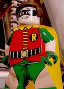 Robin Dick Grayson Lego Batman 0001