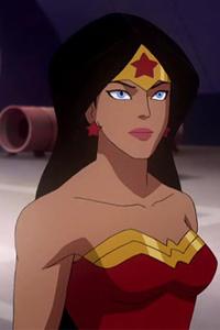 Diana de Themyscira (Crise em Duas Terras)