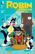 Robin Son of Batman Vol 1 6 Variant
