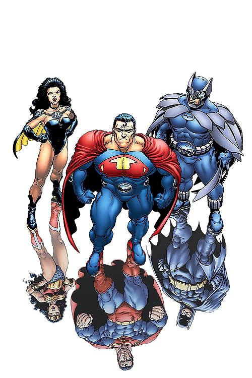 Sindicato do Crime da Amérika (Universo Antimatéria)