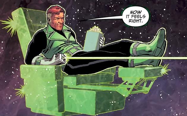 Guy Gardner (Universo DC Online)