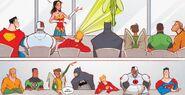 Justice League Dear Justice League 001
